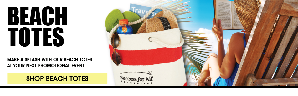 Promotional Beach Totes Slider