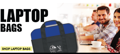 Promotional Laptop Bags Ad