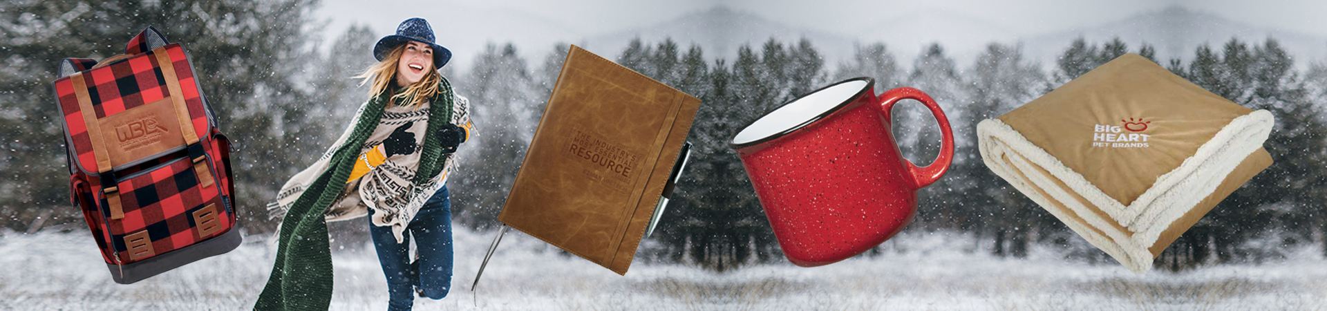 Promotional Corporate Holiday Gifts Image Slider