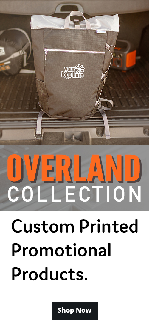 overland collection mobile header