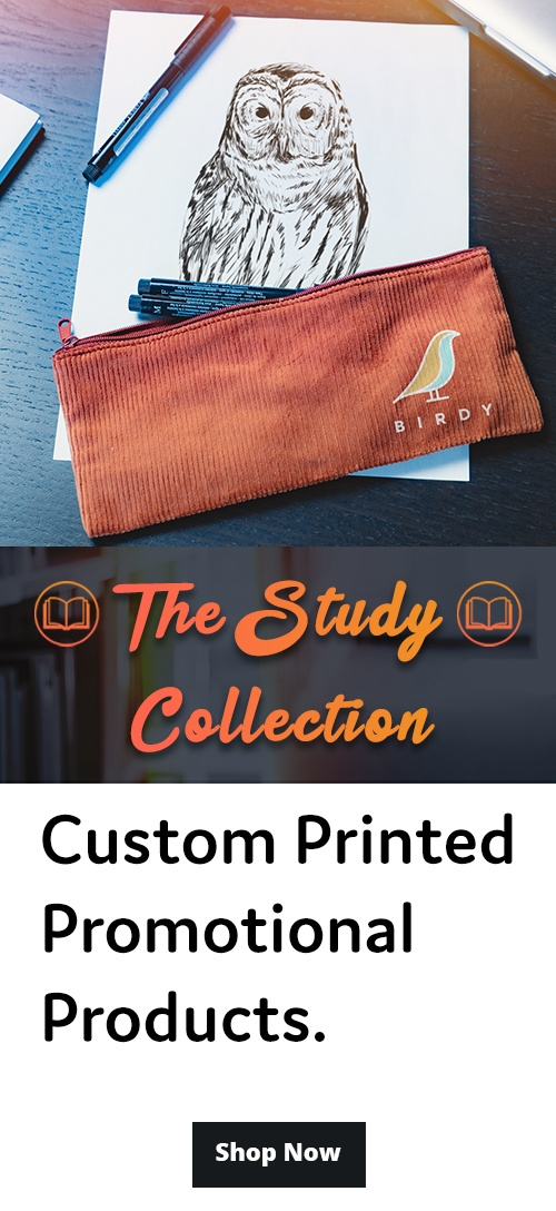 The Study Collection Promotional Items Mobile Version