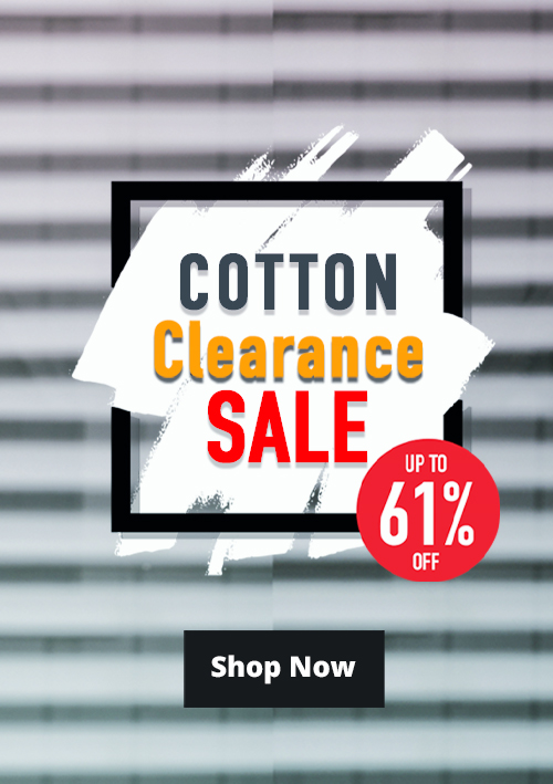 Cotton Clearance Mobile Friendly