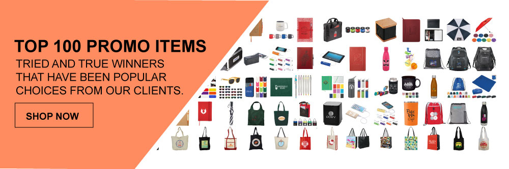 Top 100 Promotional Products