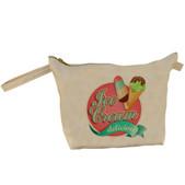 57697488cbb5 Cosmetic Bag w/Brass Zipper