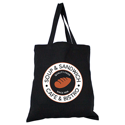 1001-68 Canvas Grocery Tote