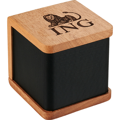 4637-57 Seneca Bluetooth Wooden Speaker
