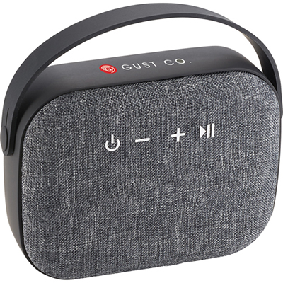 4637-112 Woven Fabric Bluetooth Speaker
