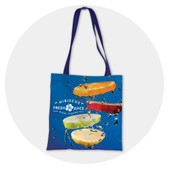 Sublimated Totes