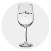 Custom Printed Wine Glasses