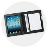 Tech iPad or Tablet Padfolios