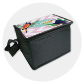 Sublimated Coolers