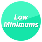 Low Minimums