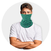 Neck Gaiter And Tube Masks